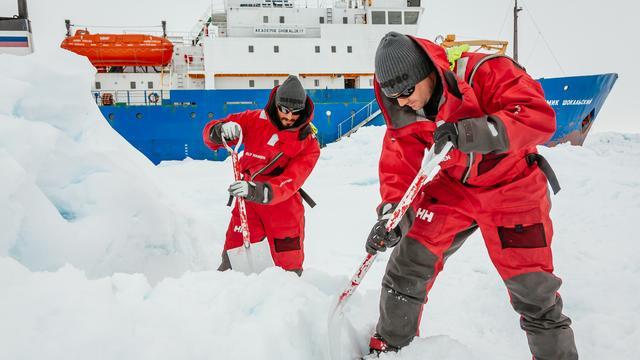 Chili onderzoekt aanleg pier voor betere bereikbaarheid Antarctica