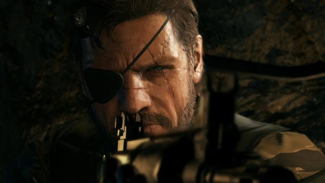 Metal Gear Solid 5-games komen naar pc