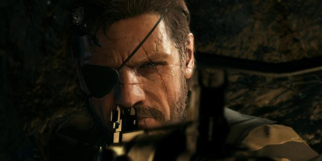 Metal Gear Solid 5-games komen naar pc