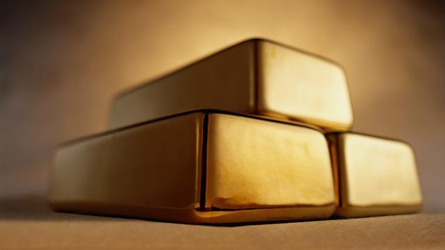 Goudprijs bereikt hoogste niveau in zes maanden