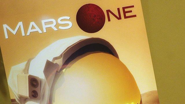 Endemol gaat Marsproject volgen