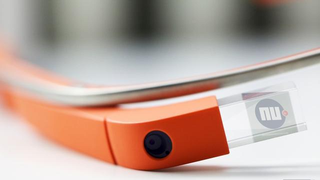 NU.nl bouwt voor Google Glass