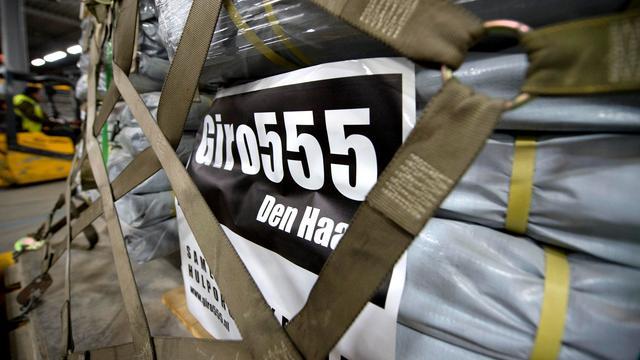 Giro555 geopend voor slachtoffers ebola