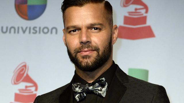 Ricky Martin is weer vrijgezel