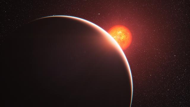 Potentieel leefbare planeet ontdekt bij dichtstbijzijnde ster