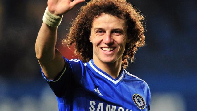 David Luiz voor vijf jaar naar Paris Saint-Germain