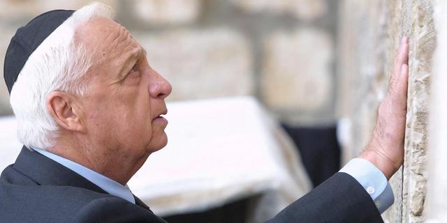 'Israël verliest in Sharon een staatsman'
