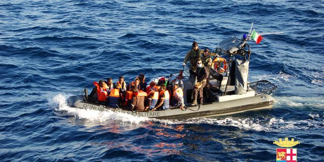 'EU gaat mensensmokkel harder aanpakken'