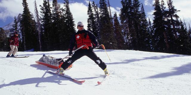 'Een vijfde slecht verzekerd op skivakantie'