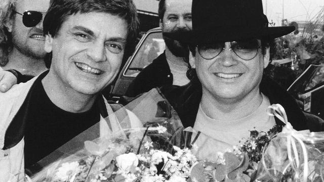 Phil Everly beroemd met broer en solo
