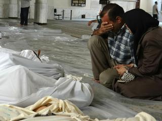 VN veroordeelde eerder 'oorlogsmisdaad' waarbij honderden burgers omkwamen