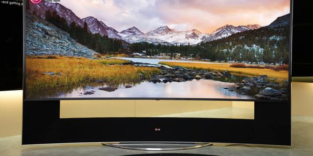 LG zet in op WebOS- en ultra hd-tv's