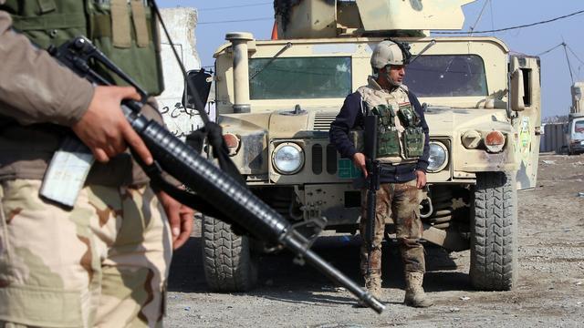 Acht doden door aanval op politiebureau Irak
