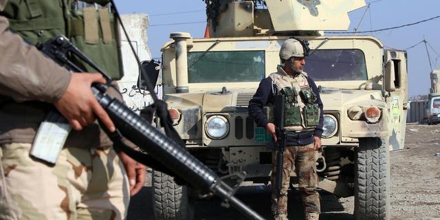 VS sturen sneller en meer wapens naar Irak