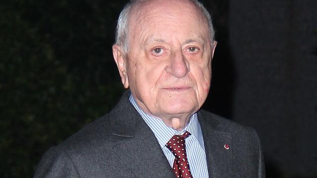 Hoge Franse onderscheiding voor Pierre Bergé