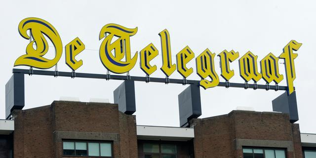 Man afgevoerd van redactie De Telegraaf