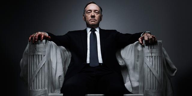 Netflix gaat House of Cards in 4k-kwaliteit streamen