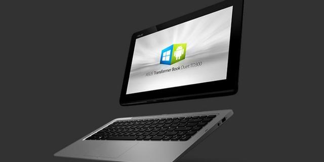 'Google niet blij met hybride laptops met Android en Windows'