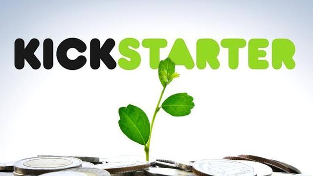Zwichten voor internationale allure Kickstarter