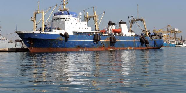 'Greenpeace zit achter vasthouden Russisch vissersschip'