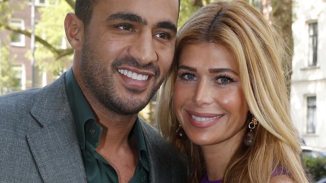 'Punt achter relatie Badr Hari en Estelle Cruijff'