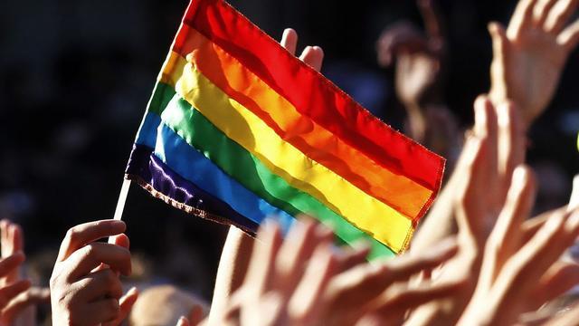 Breda krijgt regenboogzebrapad als teken van steun aan LHBTI'ers