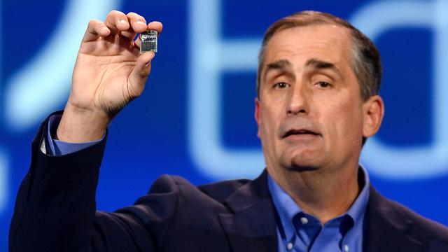 Intel wil leiding in ontwikkeling draagbare gadgets