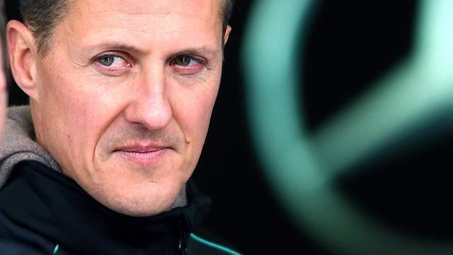 'Bemoedigende signalen bij Schumacher'