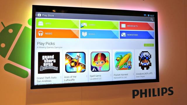 Hands-on: De eerste Android-tv van Philips