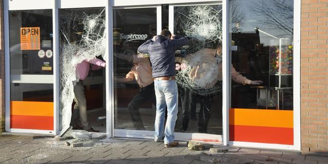 Politie schiet op inbrekers Groesbeek