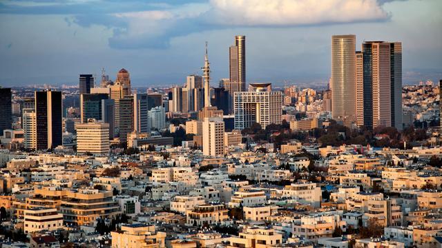 Israël vuurt raketten af op Gazastrook na raketaanval op Tel Aviv