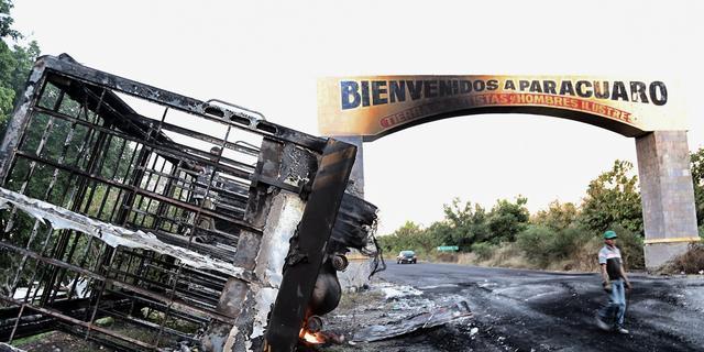 Mexicanen in verzet tegen 'burgerwachten'