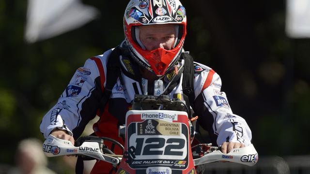 Belgische motorrijder omgekomen in Dakar Rally