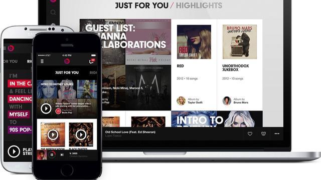 'Apple neemt Beats Music op de schop'