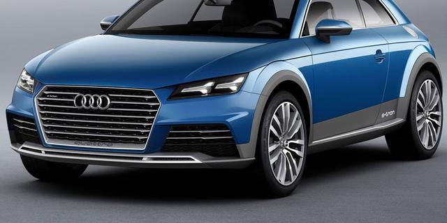 Audi komt met Allroad Shooting Brake