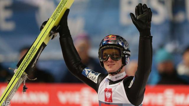 Herstelde skispringer Morgenstern is klaar voor Spelen