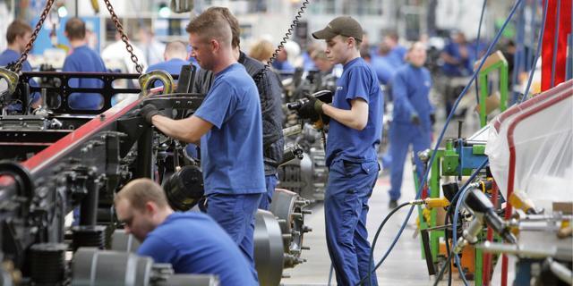 Volvo verwacht lagere verkoop trucks in VS