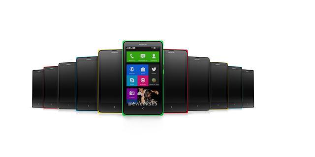 'Nokia brengt in februari Android-telefoon uit'