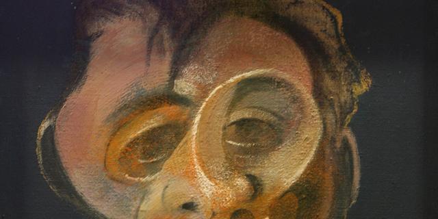 Vijf schilderijen van Francis Bacon gestolen