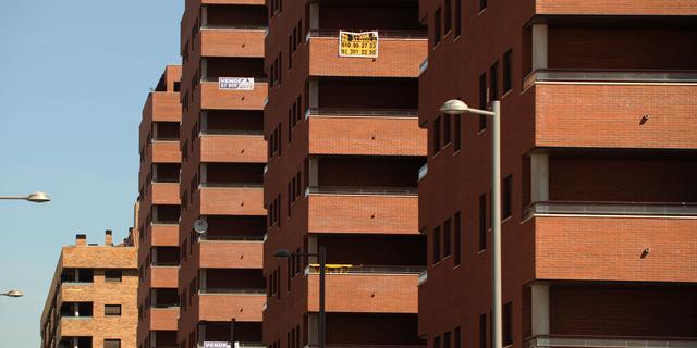 Huizenverkoop Spanje verder gedaald