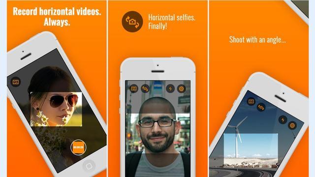 Horizon-app wil 'vertical video syndrome' oplossen