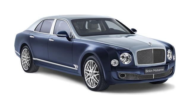 Bentley Mulsanne in de aanbieding