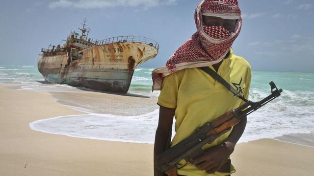 Drie Somalische piraten worden vrijgelaten