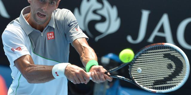 Djokovic zegeviert voor 23e keer op rij in Melbourne