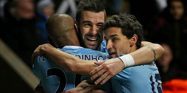 Pellegrini: 'Alle prijzen winnen met Manchester City'