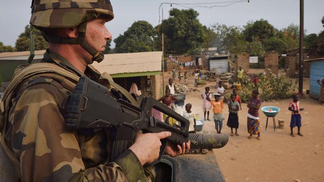 VN stuurt gewelddadige blauwhelmen CAR naar huis