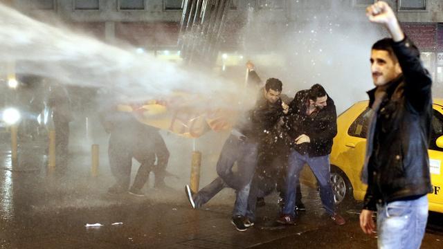 Confrontaties bij betoging Turkse internetwet