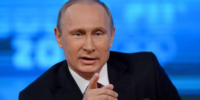 Poetin in 'olympisch' overleg Janoekovitsj