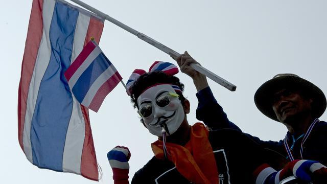 Verkiezingen Thailand ongeldig verklaard