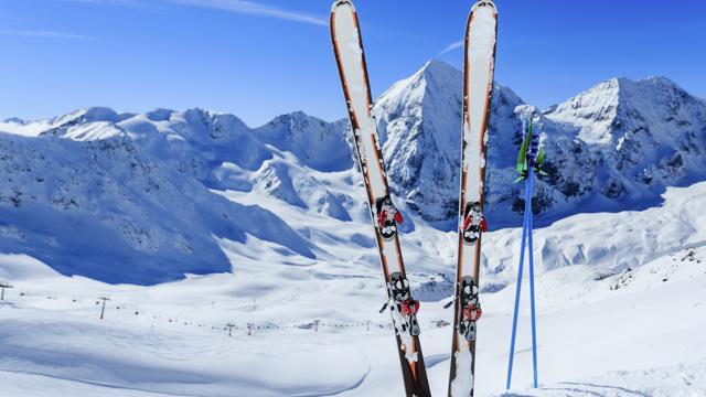 Meer senioren gewond tijdens wintersport